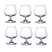 Набор бокалов для коньяка Luminarc Versailles G5707 /6 Х 410 мл