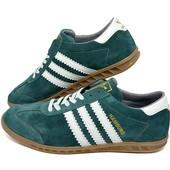 Кроссовки Adidas Hamburg Trainers Green