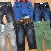 Брендовые джинсы, штанишки