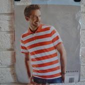 Watsons футболка-поло из орган. хлопка