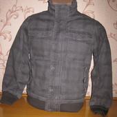 Куртка- ветровка мужская (подростковая). Размер xs/s, на рост 146 см. H&M. В хорошем состоянии!