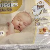 Подгузники Huggies Elite Soft хаггис элит софт р.1 от 110грн