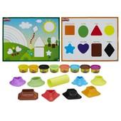 Набор пластилина Play-Doh shape and learn