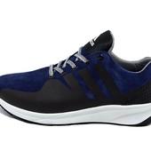 Кроссовки Adidas мens с48 вlue (реплика)
