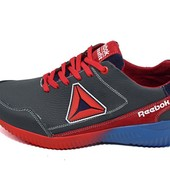 Кроссовки Reebok zprint 3D blue red (реплика)
