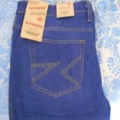 Есть замеры и реал. фото Мужские демисезонные джинсы (30-38) Свободны 31, 32, 33 р-ры