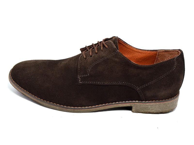 Туфли мужские Van Kristi Collection 280 коричневые фото №1