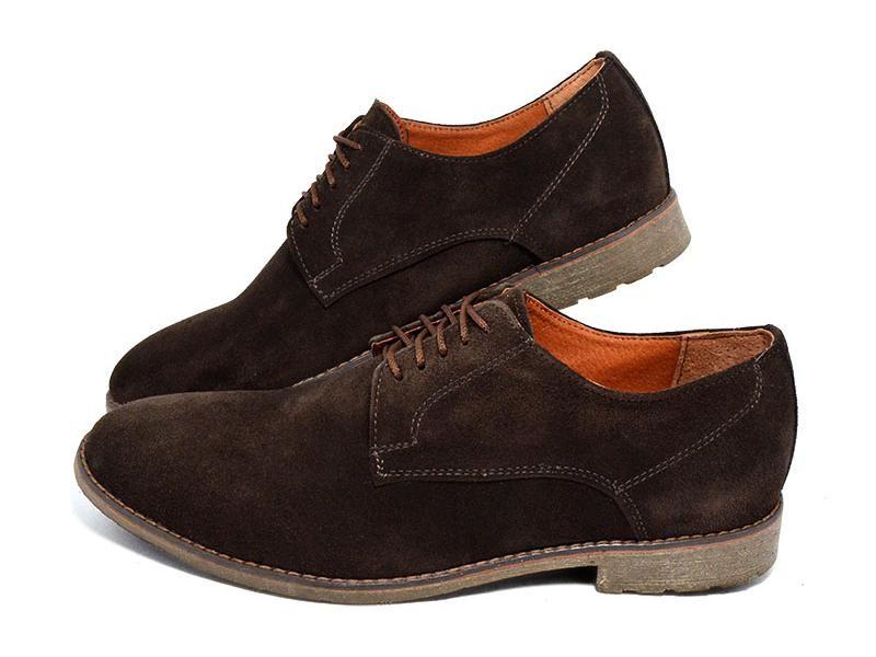 Туфли мужские Van Kristi Collection 280 коричневые фото №2