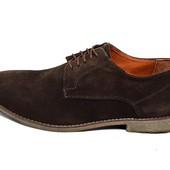 Туфли мужские Van Kristi Collection 280 коричневые