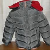 Куртка детская зимняя! Состояние отличное!