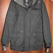 Куртка мужская для сноуборда Shredz bordwear S-M состояние есть потертыости