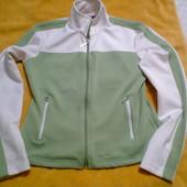 Спортивная кофта олимпийка NY Jeans Дайвинг ткань