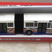 Городской автобус Dickie Toys