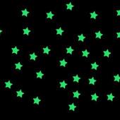 Светящиеся звёзды зірки в темноте на потолок стены