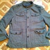 Классное, модное мужское пальто, фирменное