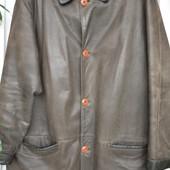 Куртка кожа XXXL