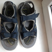 Босоножки сандалии Clarks (Кларкс) 31 см 45 рр