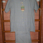Пижама хлопковая, женская, размеры S,M, L, новая