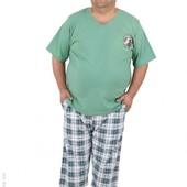 Мужские пижамы Gazzaz больших размеров xl, 2xl, 3xl, 4xl