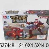 """Конструктор """"Transformers"""" 2 в 1, 354 датль. Размер в коробке 21,0*4,5*14,0см ("""