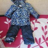 Зимний комплект на мальчика Размер 116