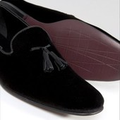 Asos 100% кожа стильные туфли мокасины