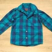 Рубашка для мальчика 116см