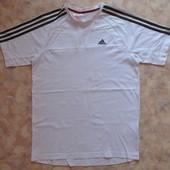 Белая футболка 46-48