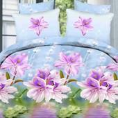 Комплект постельного белья,3314  микросатин