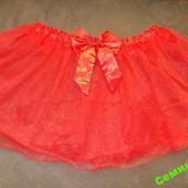 Карнавальная юбка-секси длина 30 см