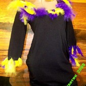 Карнавальное платье 46 размер