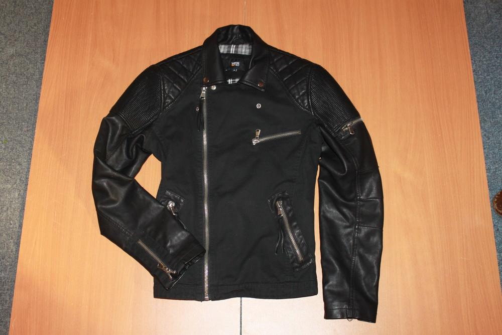 модная мужская куртка размер с фото №1