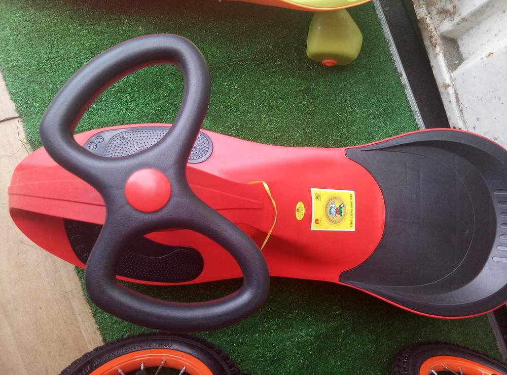 Акция Детская машинка Bibicar (Бибикар) фото №1