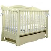 Детская кроватка Верес Соня ЛД18. Доставка бесплатно.