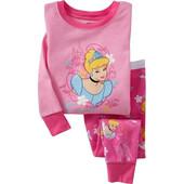 Пижама детская золушка 100% хлопок