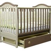 Детская кроватка Верес Соня ЛД3. Доставка бесплатно