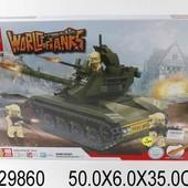 "Конструктор ""World of tanks"" 709 деталь."