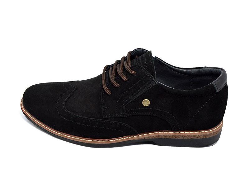 Распродажа!!! Мужские туфли Multi Shoes luxury rb-17 черные фото №1