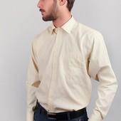Рубашка светлая классическая Zeg 818-10