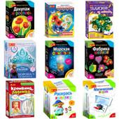 Издательство Ранок Креатив Игры, наборы для творчества, книги 10-15% от цены сайта