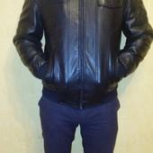 Зимняя куртка на меху М-L