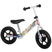 Беговел Profi kids детский 12 д. M 3440W-1 колеса Eva, пласт.обод, высота до сид 38см,Граффити