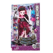 Дракулаура Примята упаковка танец без страха кукла монстер хай monster high Draculaura