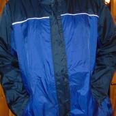 Спортивная фирменная курточка ветровка Crivit.хл-2хл .
