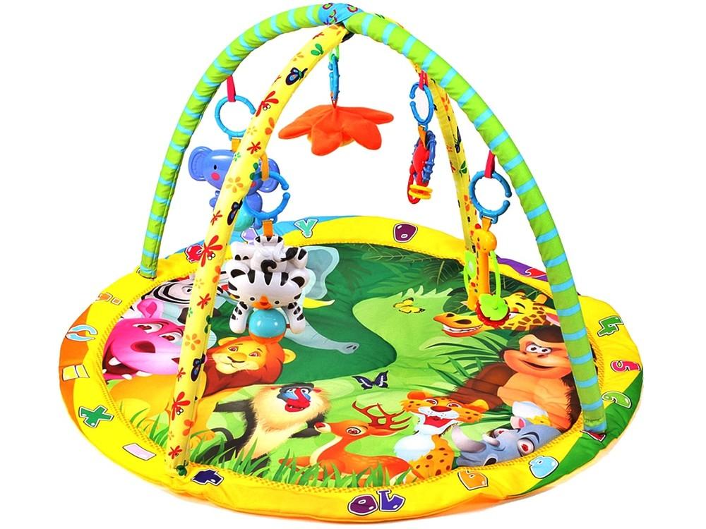 Развивающий коврик для малышей фото №1