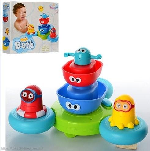 Игрушка для ванной водопад cs007 фото №1
