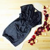 S-M Forever роскошное платье в бельевом стиле под шелк!