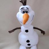 снеговик Олаф Frozen Холодное сердце