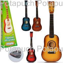 Детская гитара м 1370 фото №1