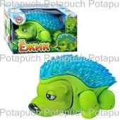 Развивающая игрушка «Веселый ежик» М 0382